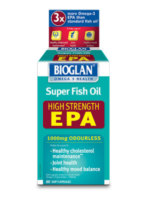 Super Fish Oil High Strength EPA 1000mg