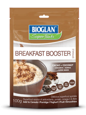 Bioglan Superfoods Breakfast Booster Cacao Coconut Flavour