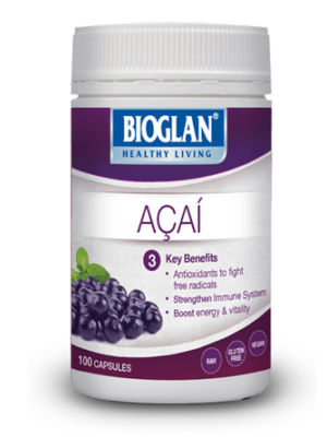 Superfood Acai Capsules