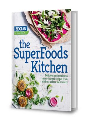 Recipe book The SuperFoods Kitchen