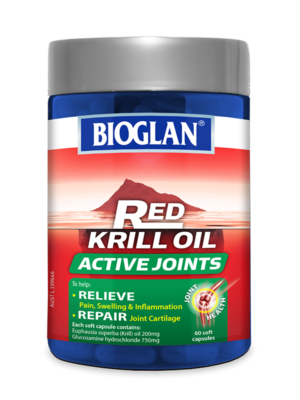 Bioglan Red Krill Oil Active Joints