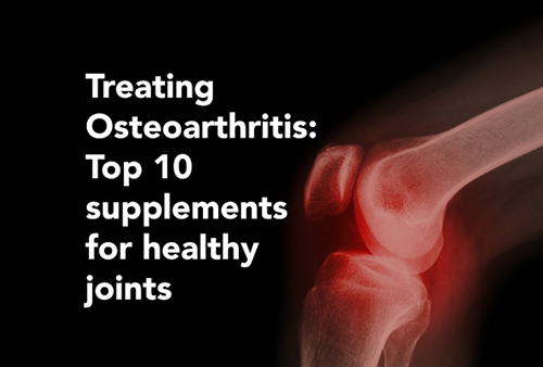 Best vitamins for osteoarthritis