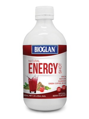 Bioglan Maca Natural Energy Shot