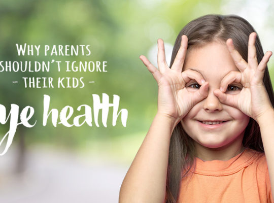 9 Signs your Child's Eye Health is in Danger