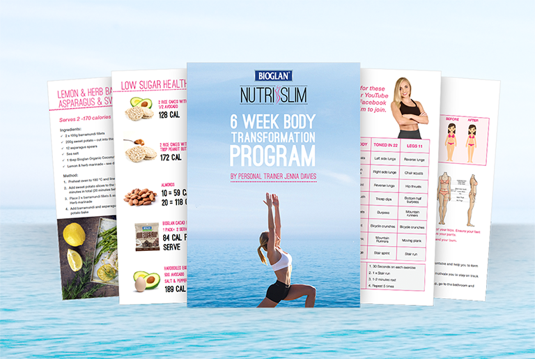 6 Week Body Transformation Program