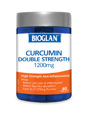 Bioglan Double Strength 1200mg 40s
