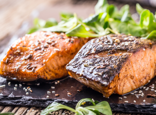 Anti-Inflammatory Lime & Chilli Salmon
