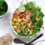 Chicken Satay Nourish Bowl
