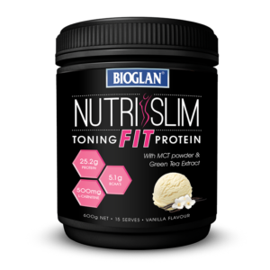 Bioglan NutriSlim Toning Fit Protein. Learn more >