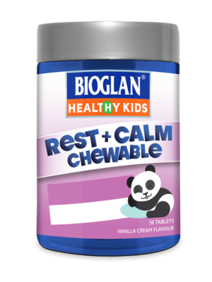 Bioglan Healthy Kids Rest and Calm Chewables