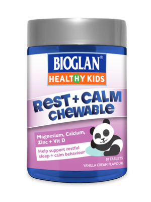 ioglan Healthy Kids Rest & Calm Chewable 50s