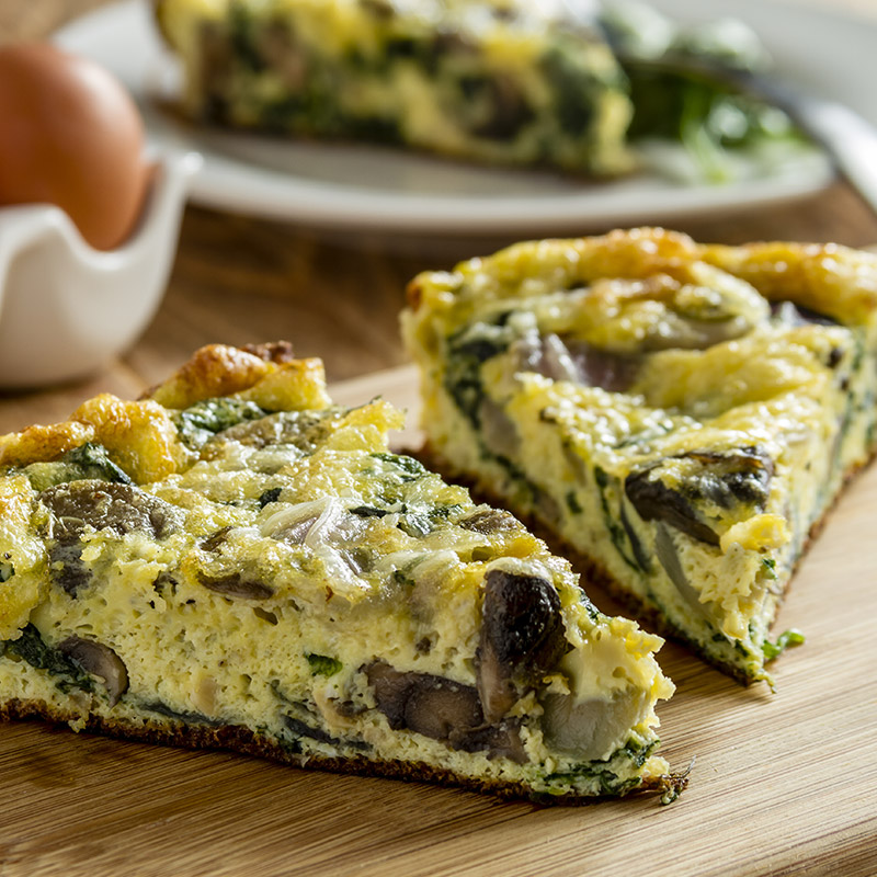 Quick and Easy Frittata