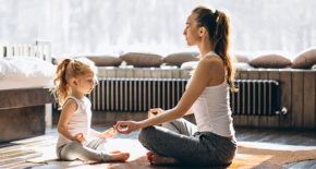 Practicing Mindfulness: Tips for Parents & Children