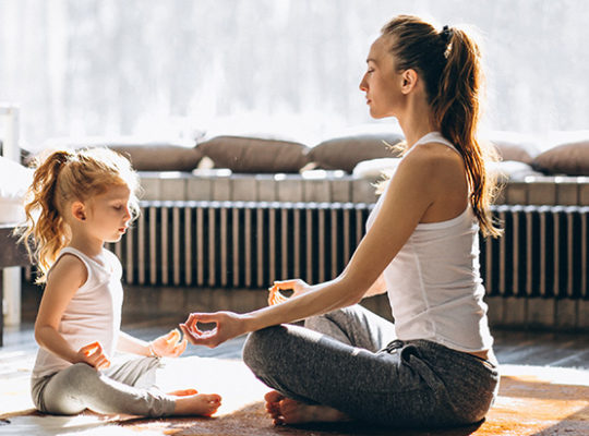 Practicing Mindfulness: Tips for Parents and Children