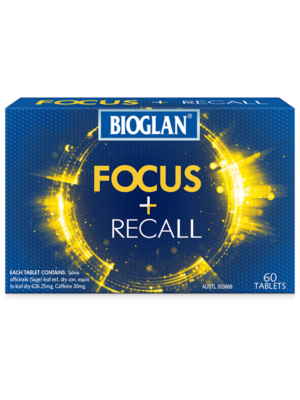 focus and recall